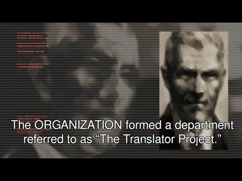 the Russia Indictment but it's a full Metal Gear Solid 2 cutscene