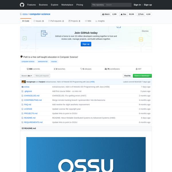 ossu/computer-science