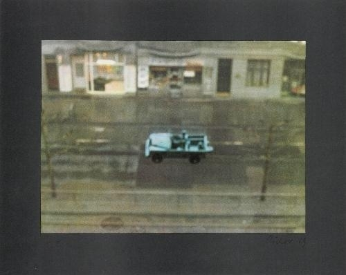 Gerhard Richter - AUTO (CAR)