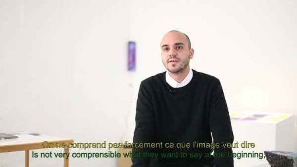 Guillermo Rodríguez Artiste en résidence à Marseille Lauréat Visa pour la création Institut Français 2017 15 octobre 2017 - 12 janvier 2018