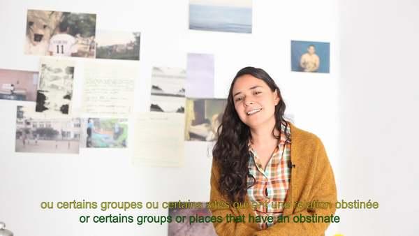Eunice Adorno Mexique Artiste en résidence 1 septembre - 31 octobre, 2017 http://www.2mares.org/galerie-photo/EUNICEADORNO/index.html https://www.are.na/dos-mares/eunice-adorno-mexique
