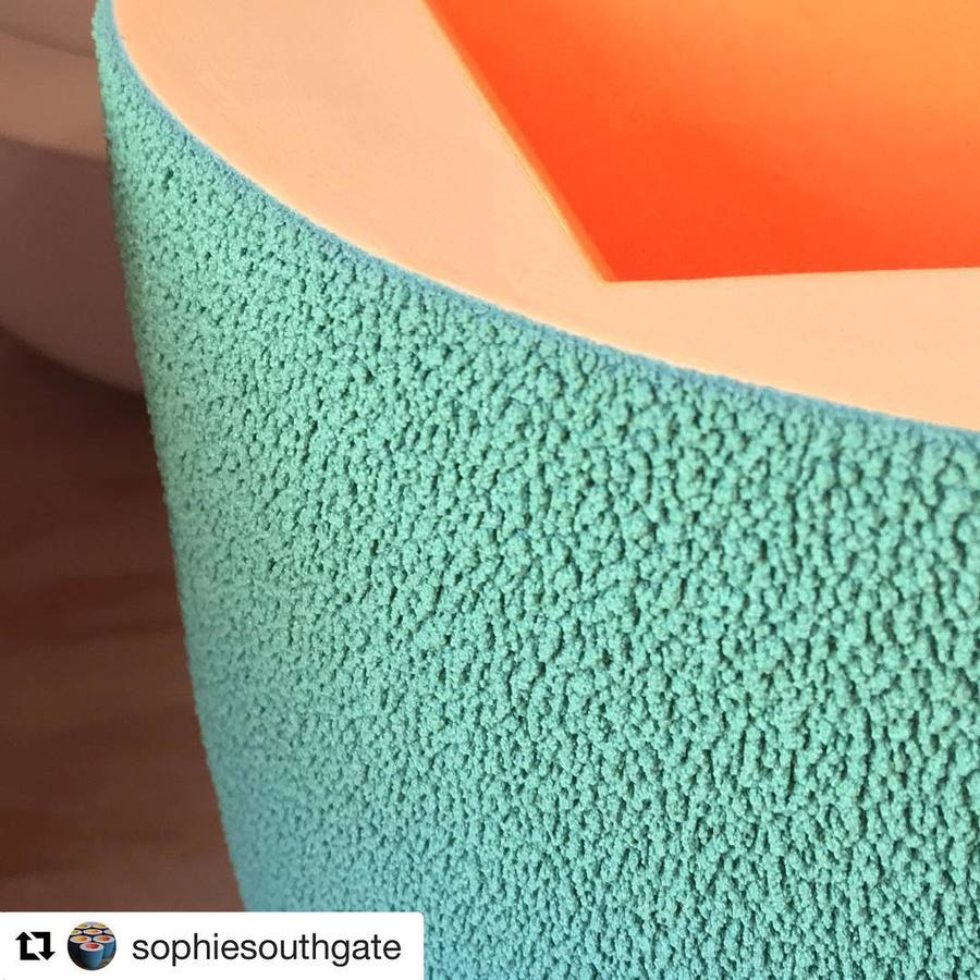 """39 Likes, 1 Comments - Ceramics and its Dimensions (@ceramics_eu) on Instagram: """"#Repost @sophiesouthgate with @get_repost ・・・ Fresh out of the Kiln ~ this piece might be heading..."""""""