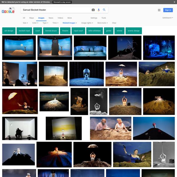 Samuel Beckett theater - Google Search