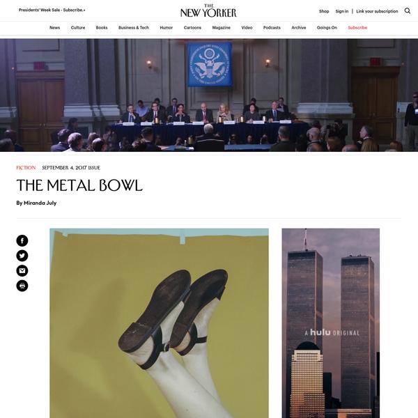 """""""The Metal Bowl"""""""