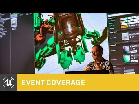 Gnomon Masterclass Part I: Building Better Pipelines for UE4   Event Coverage   Unreal Engine