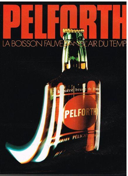 1972 - La Biere Pelforth Brune