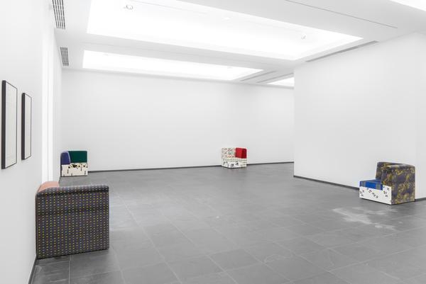 Anna-Sophie Berger, 4 Sofas, 2018