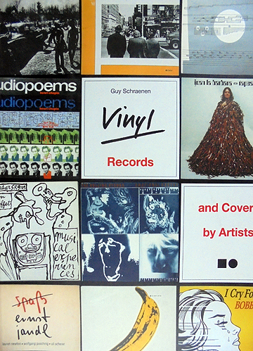 Vinyl: Records and Covers by Artists: A Survey