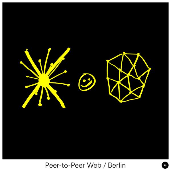 Peer-to-Peer web / Berlin