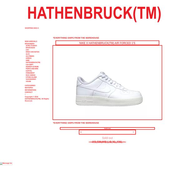 HATHENBRUCK(TM)