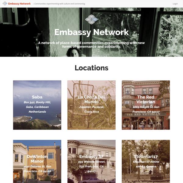 Embassy Network