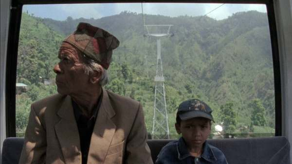 High above a jungle in Nepal, pilgrims make an ancient journey by cable car to worship Manakamana. Directed by Stephanie Spray and Pacho Velez Produced by Lucien Castaing-Taylor and Véréna Paravel 2013 / 35mm / DCP / trt: 118min For more info: manakamanafilm.com For inquiries: mananakamanafilm@gmail.com