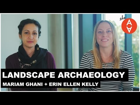 Mariam Ghani + Erin Ellen Kelly | Landscape Archaeology | The Art Assignment | PBS Digital Studios