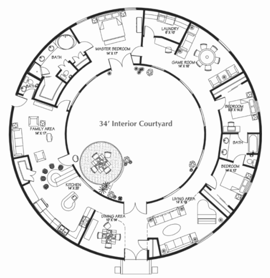 Round House Plans | Are Na Hobbit Home Plans Luxury House Plan Round House