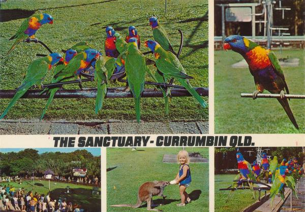 The Sanctuary, Currumbin, Queensland, Australia