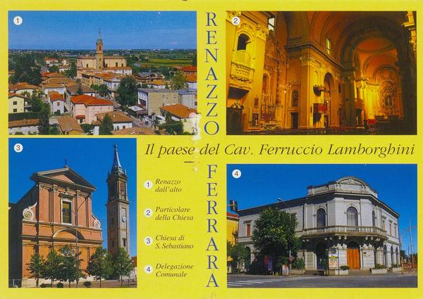 Renazzo Ferrara (Italy)