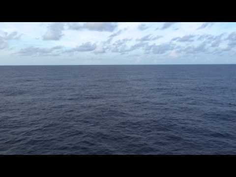 93 Minutes of 4K footage shot from the Bow of the Container Ship Gunhilder Maersk as she traverses the South China Sea from Vietnam to China. Shot and assembled in 4K as a single take with no frame-breaks.