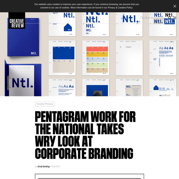 New York-based Pentagram partner Luke Hayman has collaborated with The National on designs for their new record Sleep Well Beast, working across the sleeve design and promotional materials ranging from t-shirts to more unexpected items, like staplers and sellotape dispensers. The band counts not one but two members with graphic design-related backgrounds, with bassist Scott Devendorf having ...