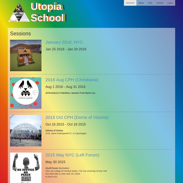 Sessions   Utopia School