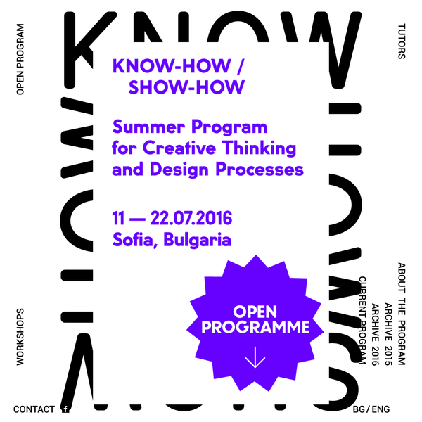 Know-How / Show-How