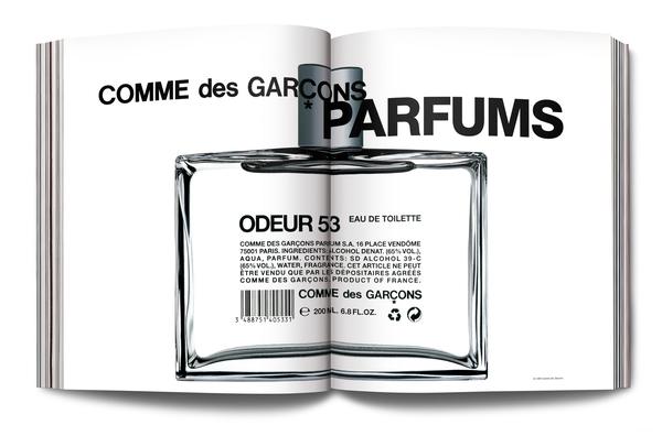 COMME DES GARCONS, PARFUMS