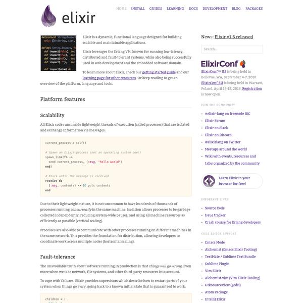 elixir-lang.github.com