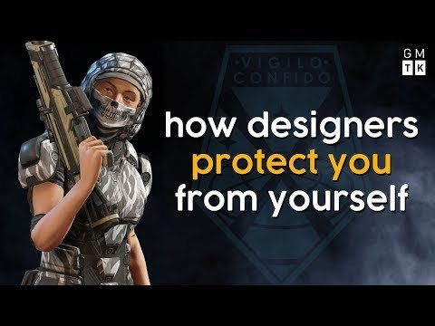 How Game Designers Protect Players From Themselves   Game Maker's Toolkit