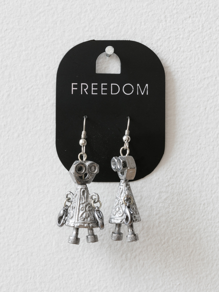 Anna-Sophie Berger, Freedom (designed by Claudia Berger), 2018
