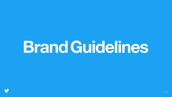 twitter brand guidelines