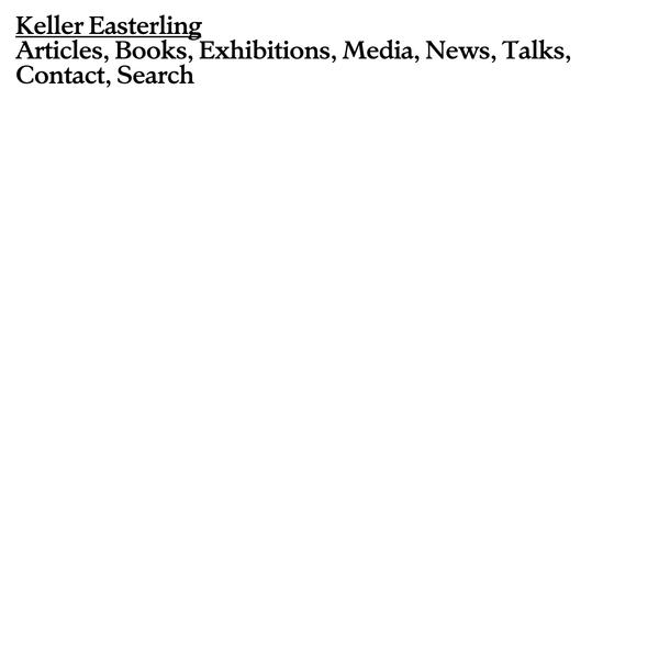 Keller Easterling
