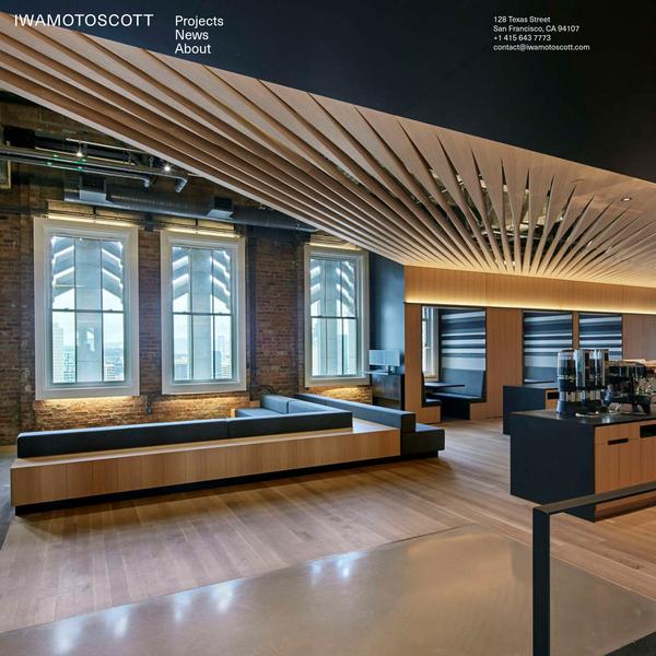 IwamotoScott Architecture | Home