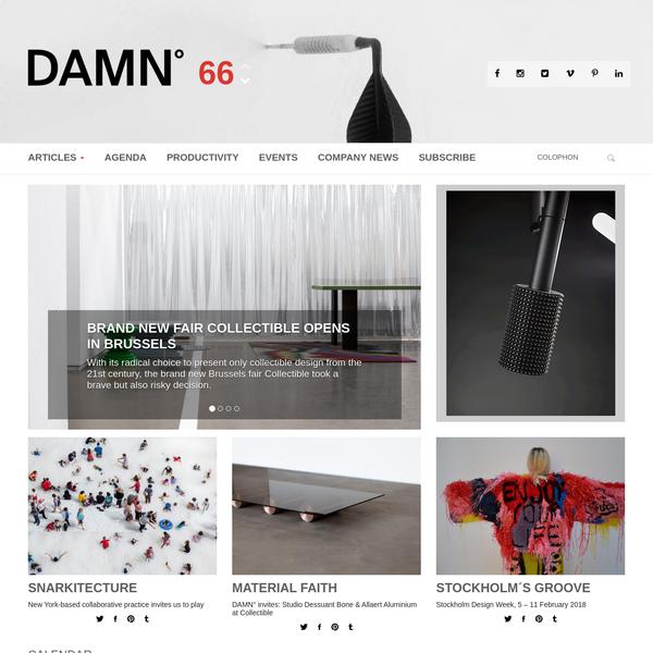DAMN° Magazine
