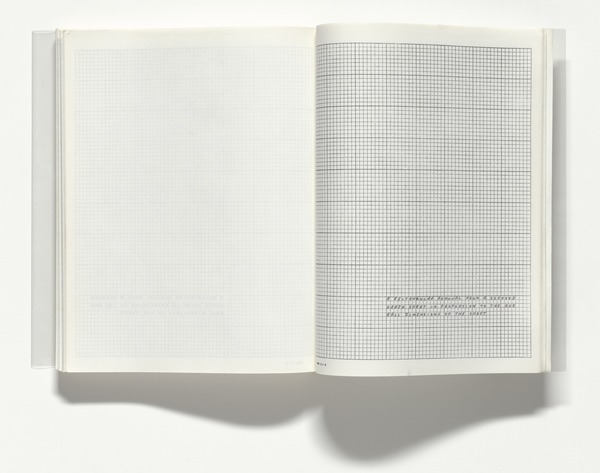 Lawrence Weiner 25 plates from Untitled (Xerox Book) 1968