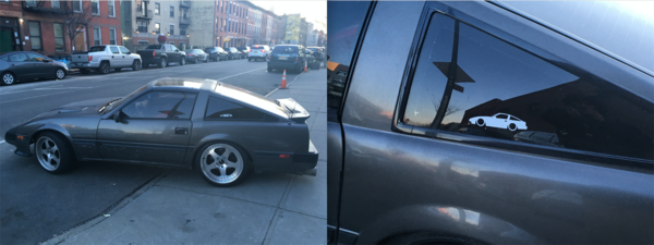 Vehicle seen in New York City and photographed by N. Weltyk