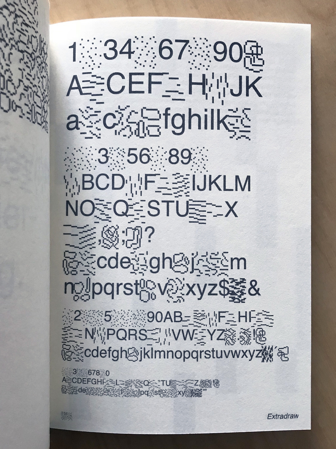 Rules of Hypergraphy, Extrapool, 2014