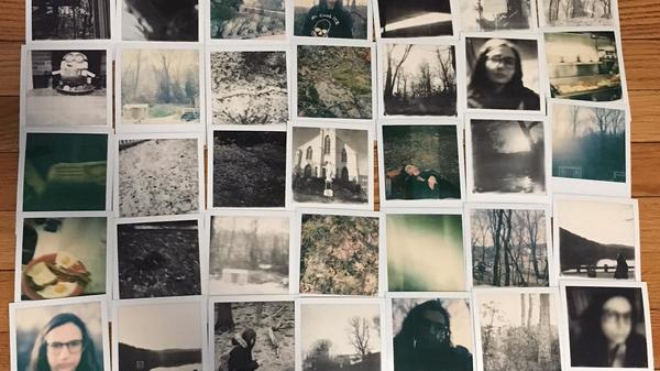 Photos by the author VICE's most online writer is currently disconnected from the internet in a small town outside of New York City. She will be logged off for five days, during which time she will chronicle her adventures in nature through daily dispatches.