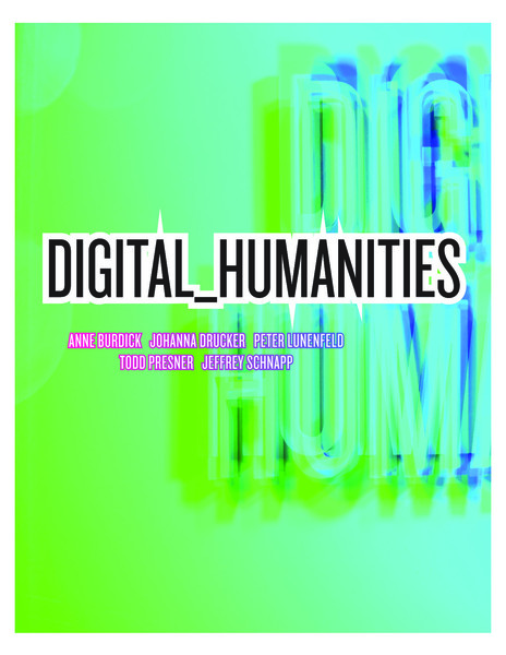 Digital_Humanities Chapter 1