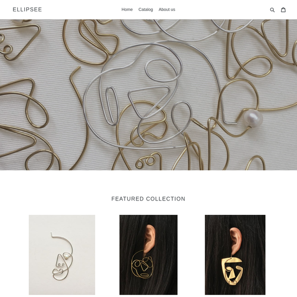 Ellipsee: handcrafted jewelry