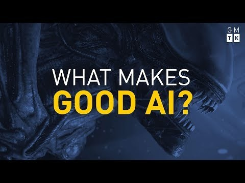 When we talk about good AI, we often think about highly efficient and aggressive enemies in shooters like FEAR and Halo. But surely there's more to good artificial intelligence than this?