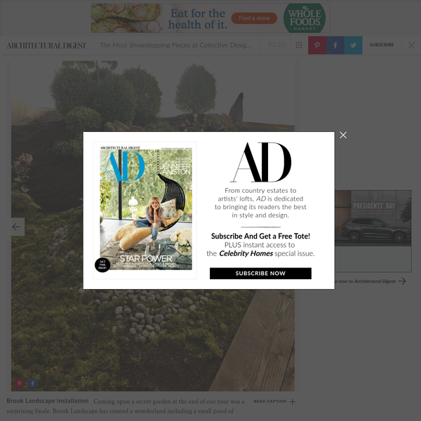 This is part of AD PRO's Designer Takeover, in which working designers contribute stories to the site. Here, Drake/Anderson's Jamie Drake, an avid collector as well as a talented designer, names his favorite pieces from this year's Collective Design fair. The only thing to expect at the Collective Design fair is the unexpected!  https://www.architecturaldigest.com/gallery/the-most-showstopping-pieces-at-collective-design-2018/all