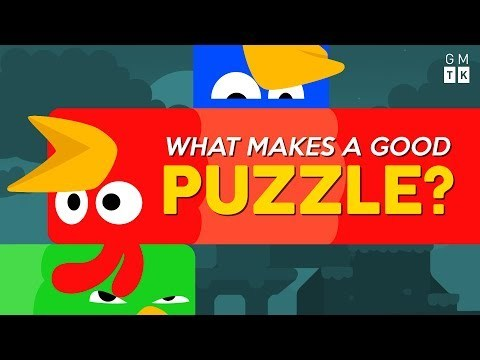 What Makes a Good Puzzle?   Game Maker's Toolkit
