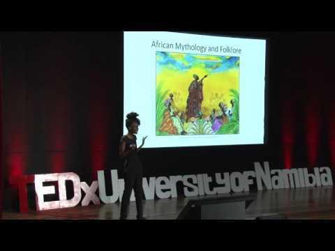 Afrofuturism: Re-writing the African Narrative | Masi Mbewe | TEDxUniversityofNamibia