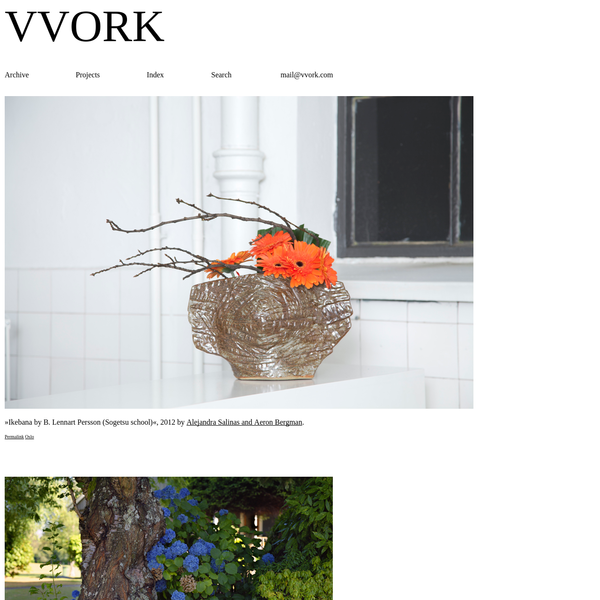 """VVORK """" flowers"""