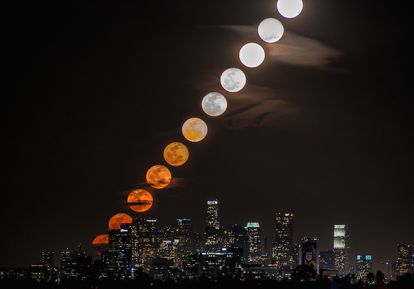 Time Lapse Photography by Dan Marker-Moore