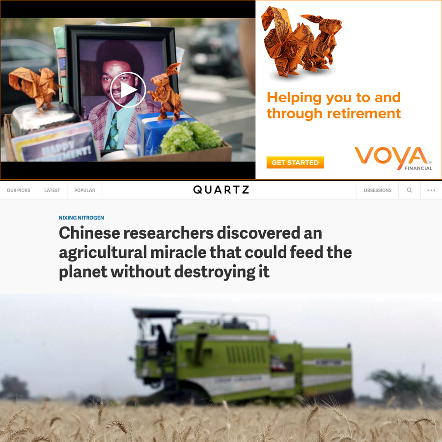 The study was mammoth. It cost $54 million, and involved some 1,000 researchers and 65,000 local bureaucrats. But academics around the globe are calling the results an agricultural miracle. The project already saved Chinese farmers more than $12.2 billion over 10 years, and in the process may have unveiled a key to answering one of China's...