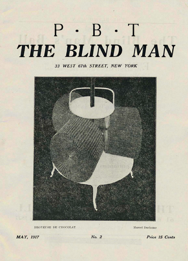 P.B.T The Blind Man, No.2