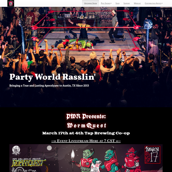 Party World Rasslin'