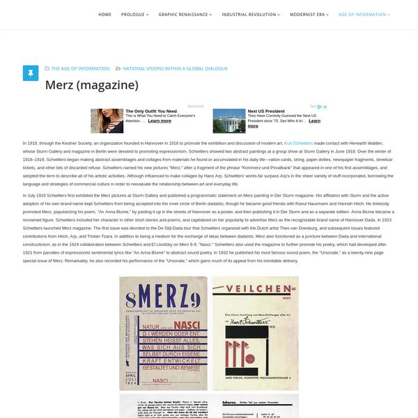 Merz (magazine)