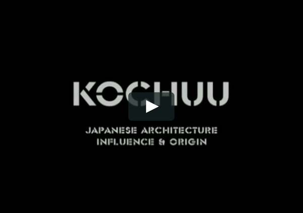 KOCHUU is a visually stunning film by Jesper Wachtmeister about modern Japanese architecture, its roots in the Japanese tradition, and its impact on the Nordic building...