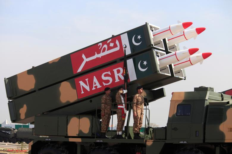 Pakistan is believed to possess a nuclear inventory of 130-140 warheads, though none are thought to be deployed but kept in storage in the southern regions of the country. More warheads are believed to be in production. REUTERS/Faisal Mahmood